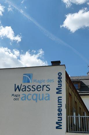Vorschaubild - Kulturmeile Station: Magia dell'acqua