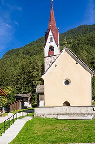 Vorschaubild - Kulturmeile Station: Kirche St. Nikolaus