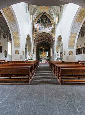 Vorschaubild - Kulturmeile Station: Chiesa parrocchiale