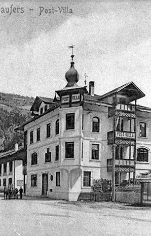 Vorschaubild - Kulturmeile Station: Villa dr. Mutschlechner