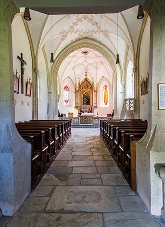 Vorschaubild - Kulturmeile Station: Chiesa di San Martino